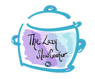 The Lazy Slow Cooker logo